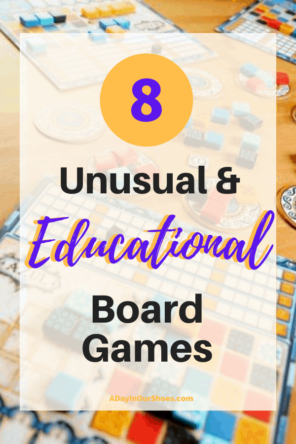 board games for older kids