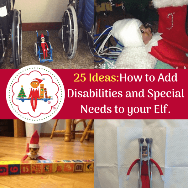 elf ideas disabilities special needs