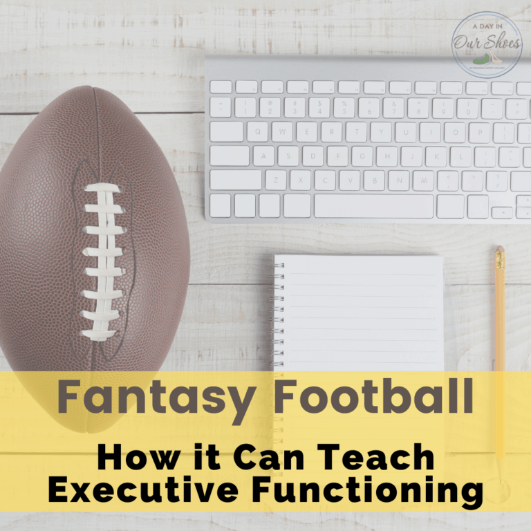 How Fantasy Football Can Teach Executive Functioning Skills | ADHD | Autism