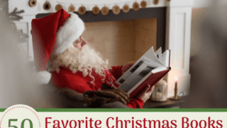 50 Favorite Christmas Books for Kids {from toddlers to teens!}