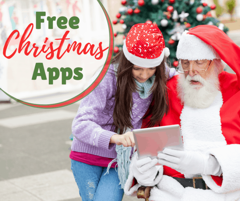 25 Best Free Christmas Apps for Kids 🎅  2021