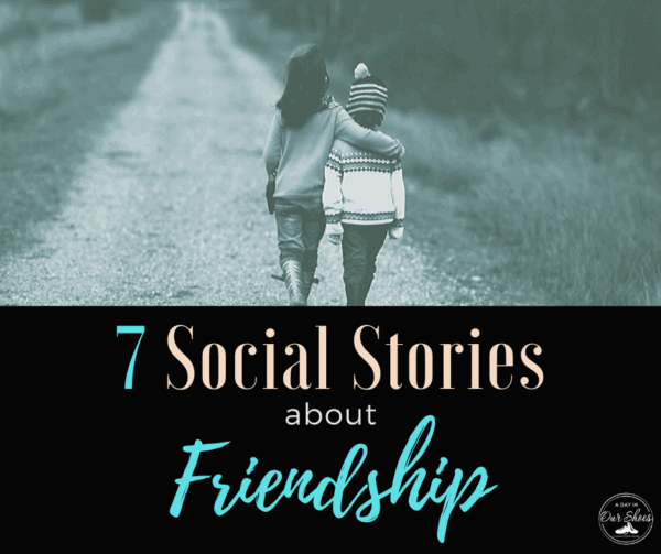 friendship social stories