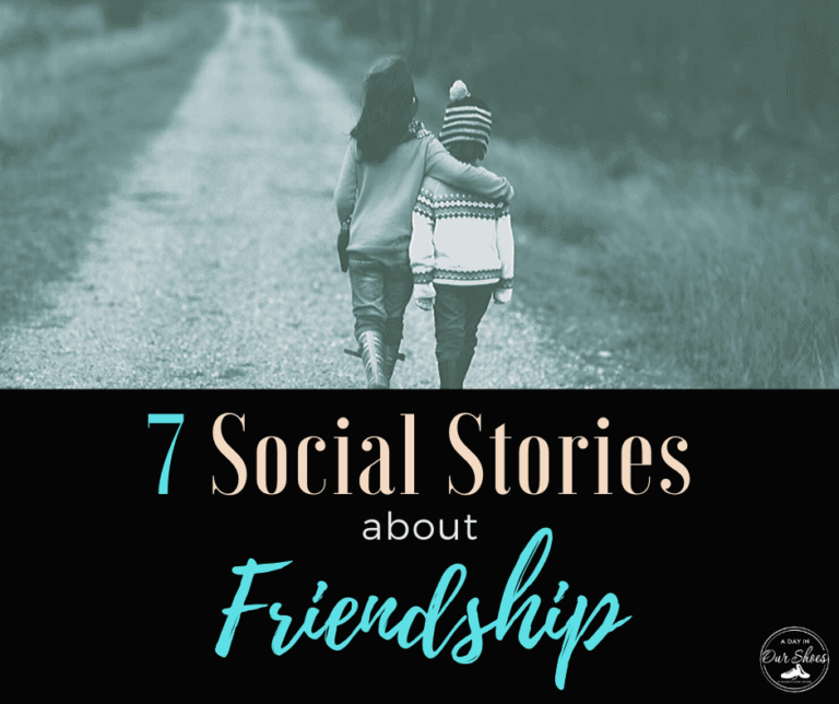7 Social Stories about Friendship