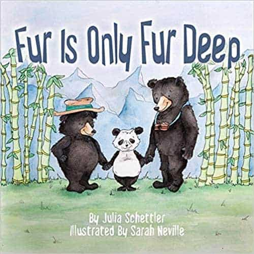 fur is only fur deep book cover