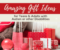 gifts for autistic teens and adults