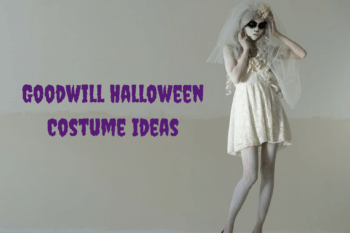 12 Reasons why you should buy your Goodwill Halloween costumes. (+tons of costume ideas!)