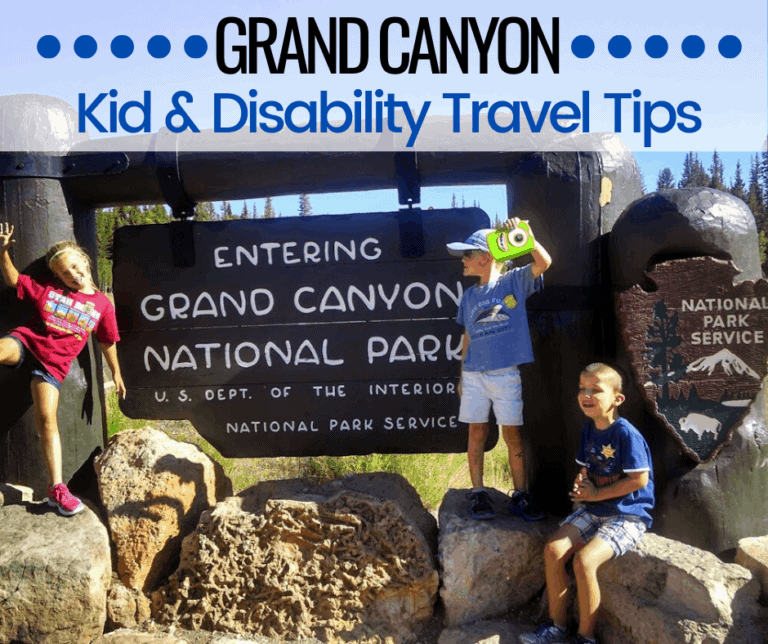 Visit the Grand Canyon with Kids for your Best Trip Ever!  incl. Bryce | Zion National Park