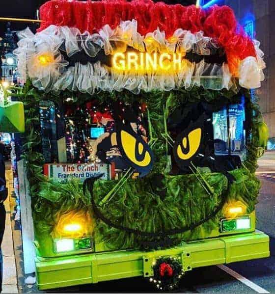 grinch bus