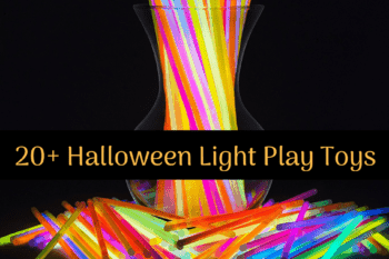 20+ {cheap!} Halloween Light Play Toys