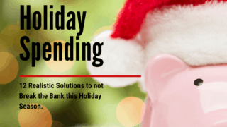How to Control Christmas Spending (and still have fun!)