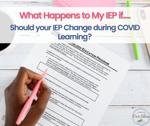 iep and covid learning