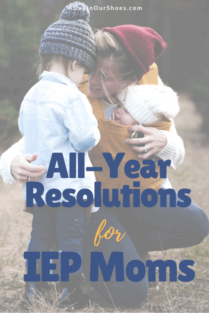 iep resolutions for moms