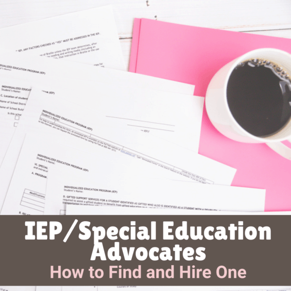 Special Education Advocate | How to Find and Hire One Near You | What We Do.