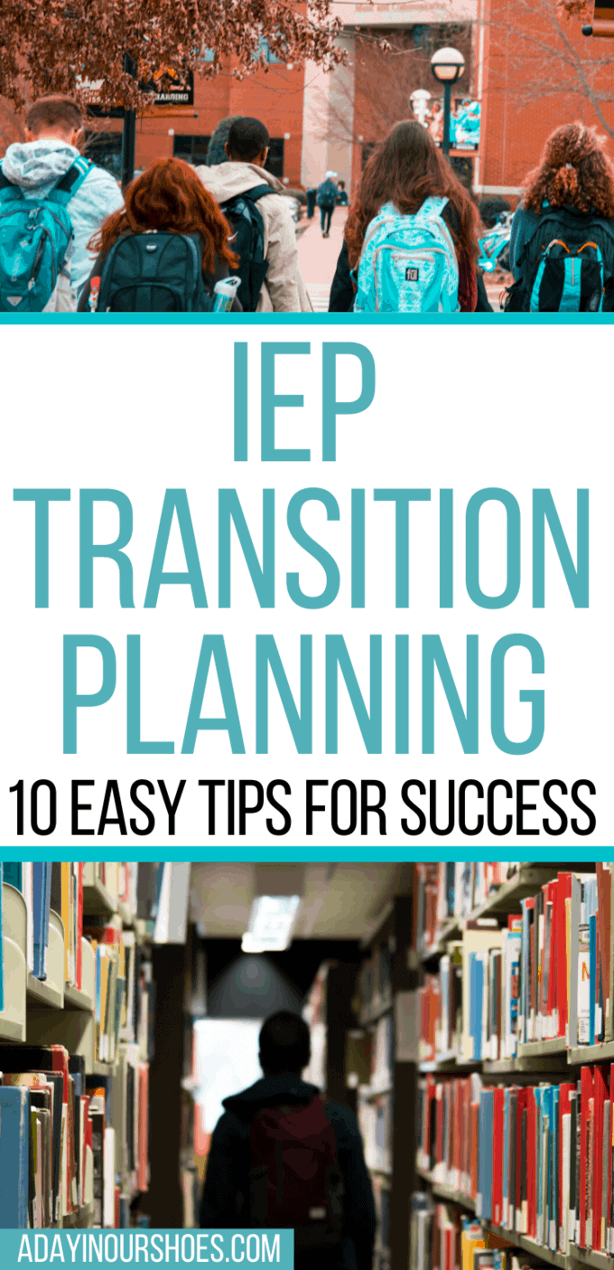 iep transition planning