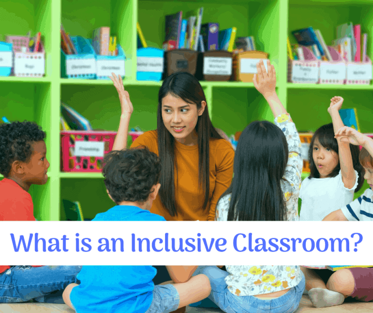 What is an Inclusive Classroom?