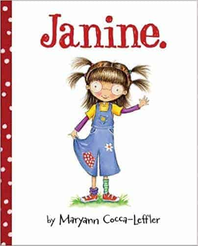 janine book cover
