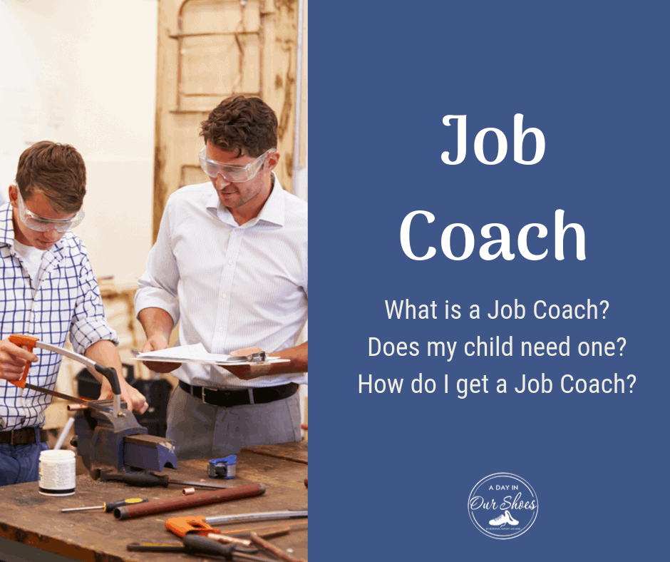 what is a job coach