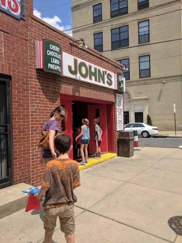johns water ice