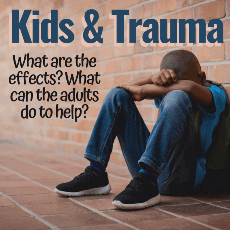 Kids and Trauma | Signs | Tips for Parents | Race Trauma | Covid-19 Isolation