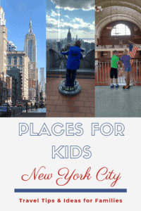 where to take kids in new york city
