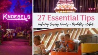 Knoebels Amusement Park:  Secrets to Know before you Go!