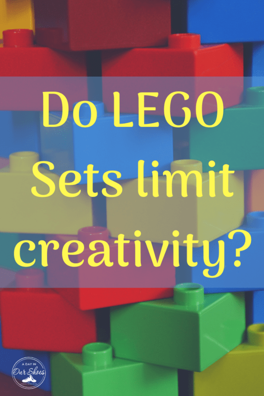 lego sets with instructions