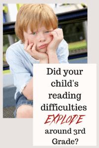 matthew principle reading education