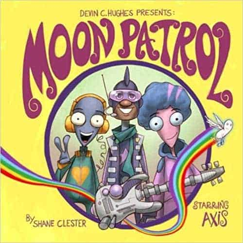 moon patrol book