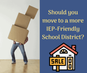 move to a better school district