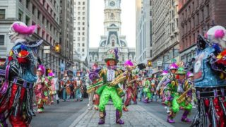 Tales from Two Street~Disability Stories from the Philadelphia Mummers.