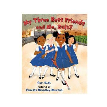 my 3 best friends book cover