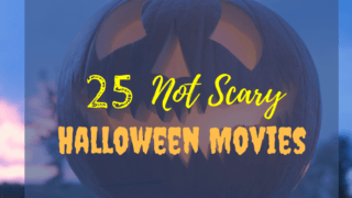 25 {Not Scary!} Halloween Movies for Kids