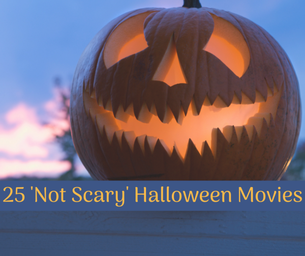 not scary halloween movies
