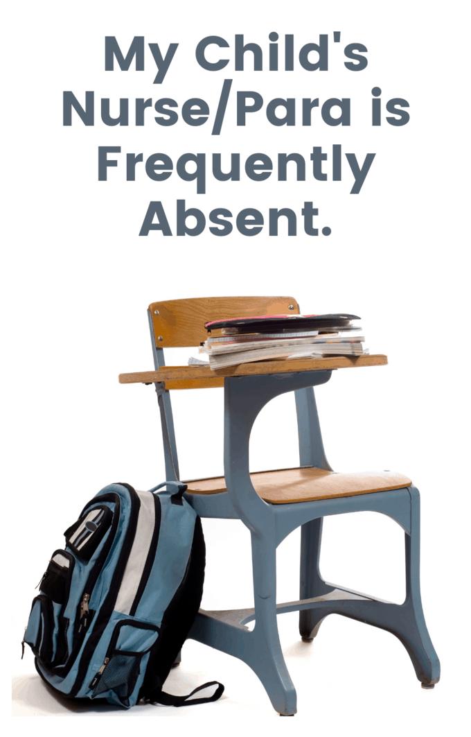 nurse para absent