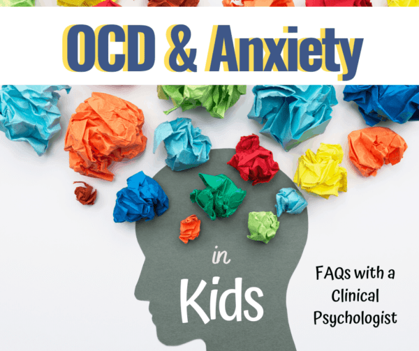ocd anxiety in kids
