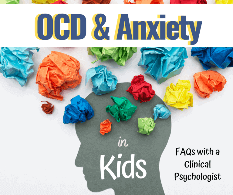 Kids with OCD and/or Anxiety | FAQs w/ Dr. Chad Brandt