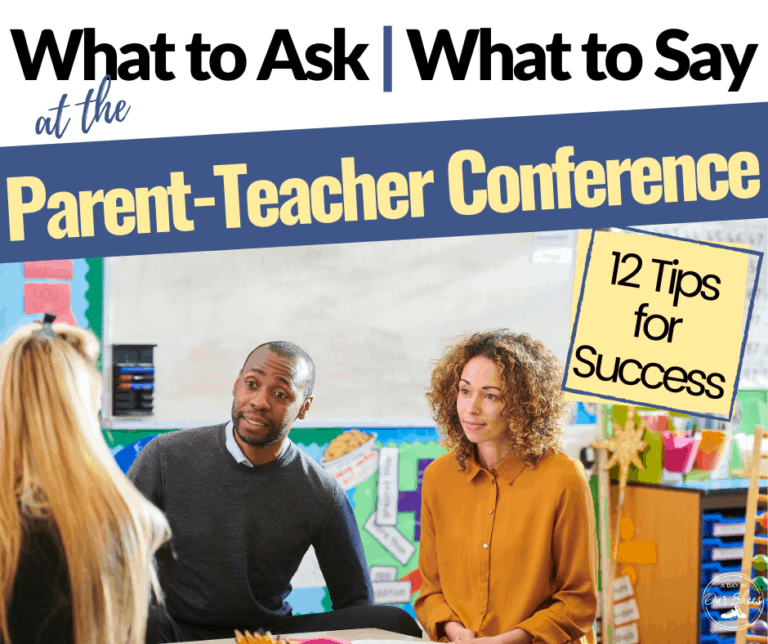 Parent-Teacher Conferences | What to Ask | Special Education | Distance Learning