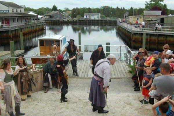 pirate festival tuckerton seaport