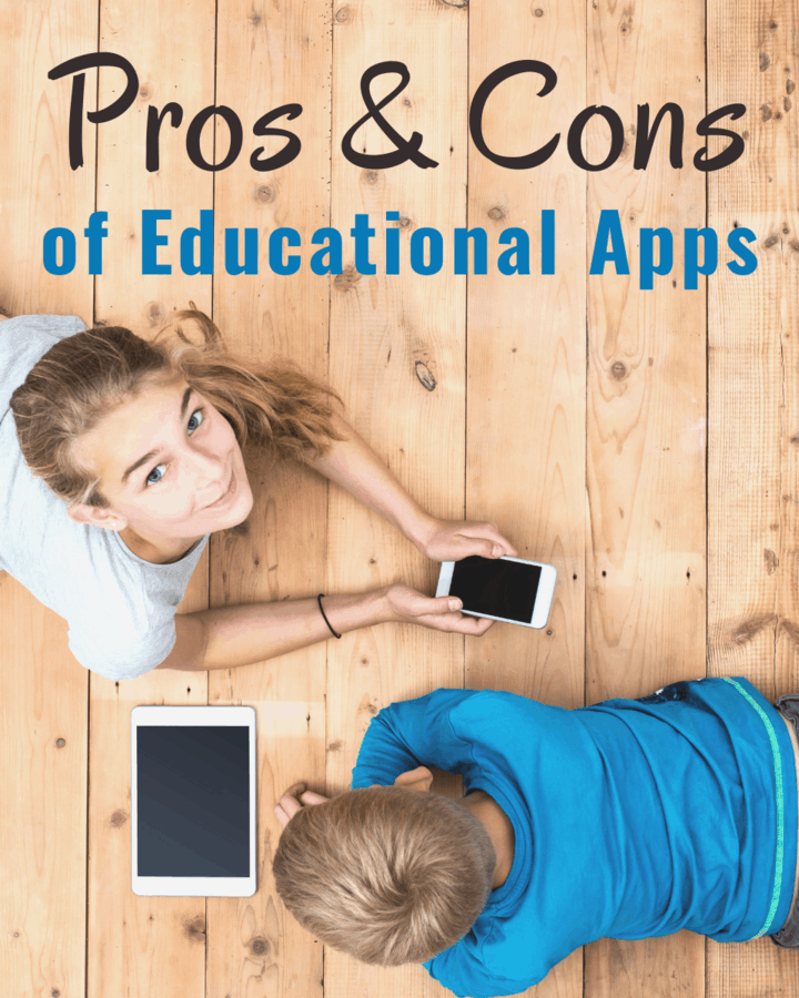 pros and cons of educational apps