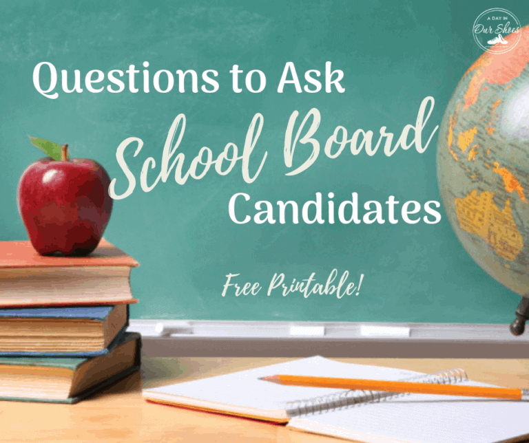 13 Questions to Ask School Board Candidates | IEP | Special Education