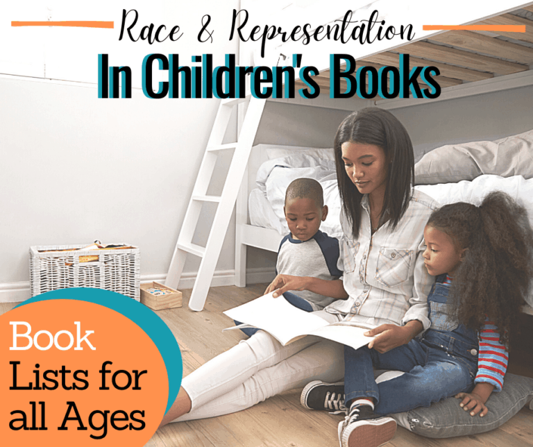 Race and Representation in Children's Literature | Recommended Reading List