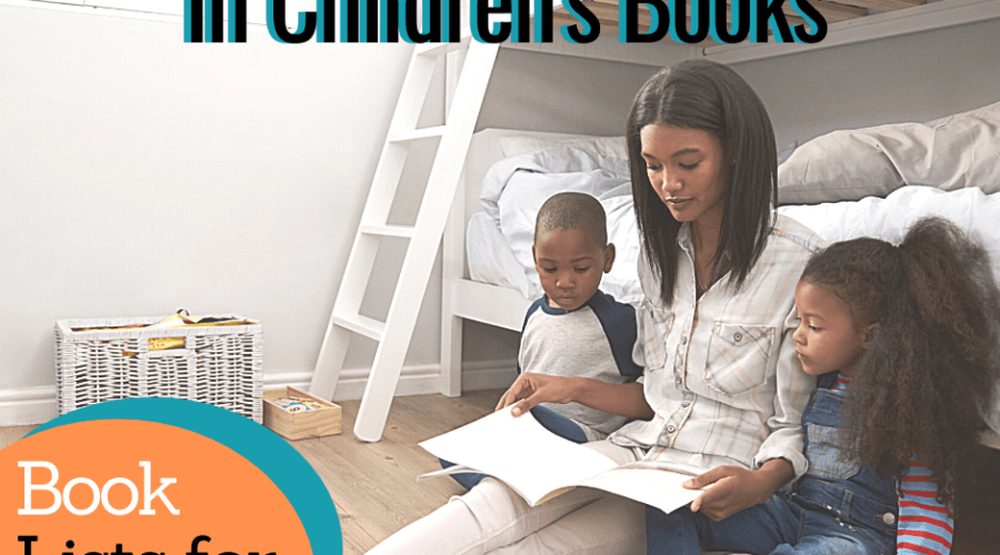 race and representation in kids books