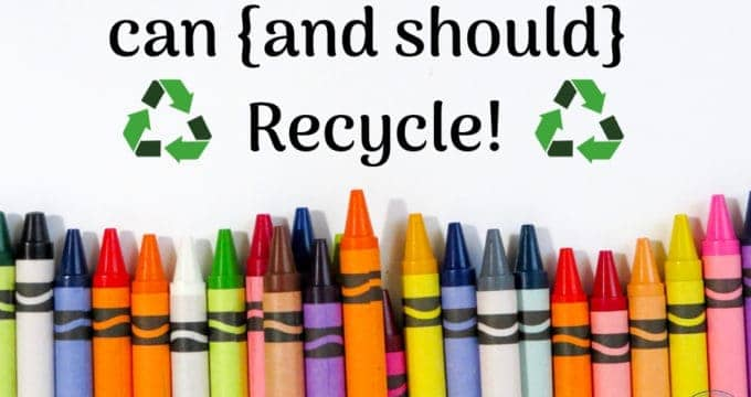 9 Unusual Items we should all recycle instead of trash!