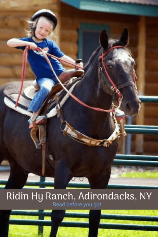 ridin hy ranch horses