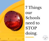 fix the schools