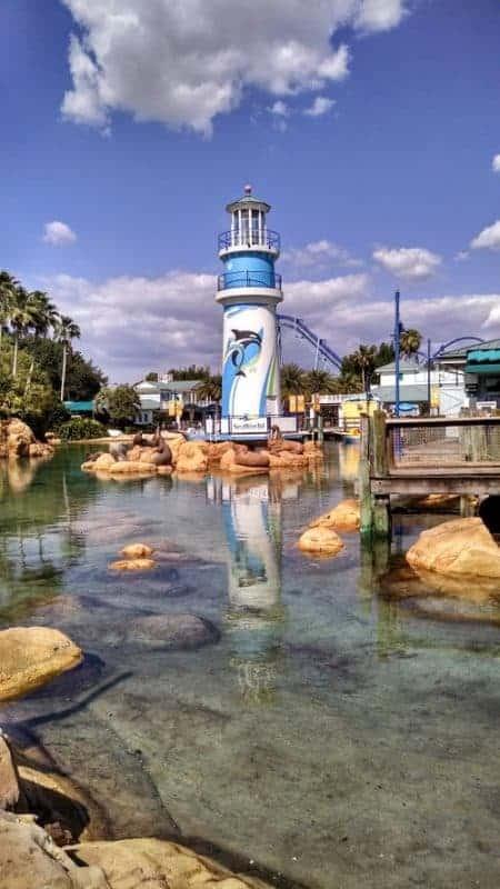 sea world lighthouse