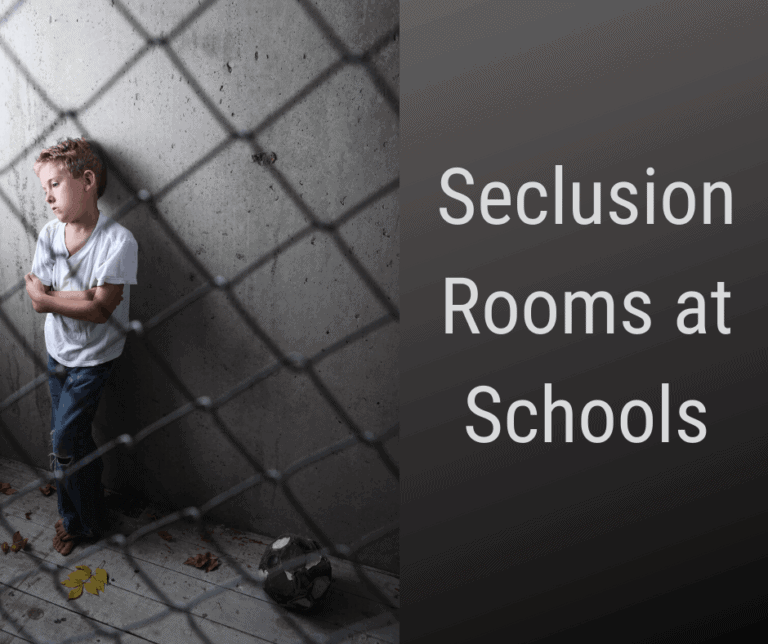 """35 """"Fun"""" Names for Seclusion Rooms at Schools."""
