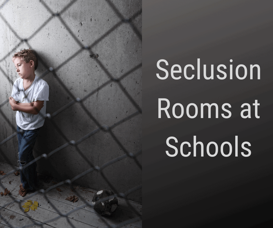 seclusion rooms at schools