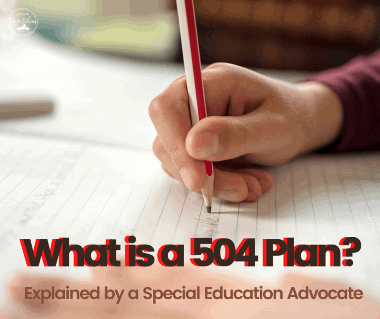 What is a 504 Plan? 6 Things a Parent Should Know | Protecting Disabled Students