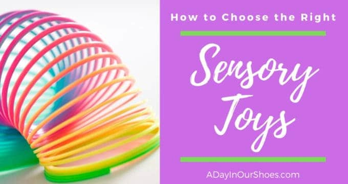 How to Choose the Right Sensory and Autism Toys.